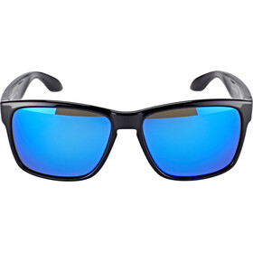 Rudy Project Spinhawk Gafas ciclismo, black gloss - rp optics multilaser blue